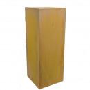 wholesale Decoration: Metal column square, length 30cm, width 30cm